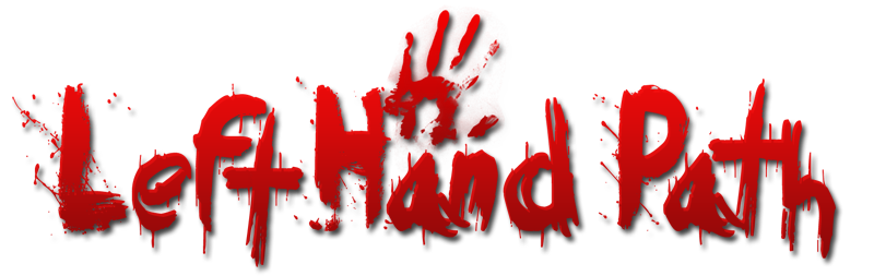 Left Hand Path Comic Logo